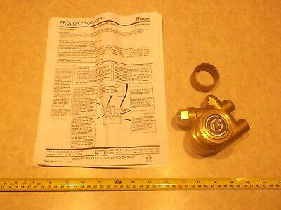 Procon 101a100f11bc Rotary Vane Pump