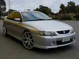 Commodore vy ss 2003 6 speed manual Paralowie Salisbury Area Preview