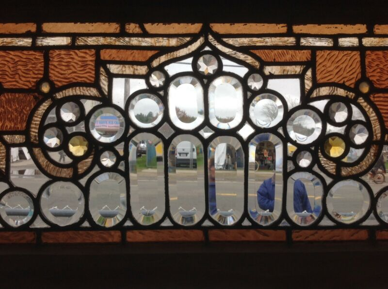 Stained/Beveled Glass Window