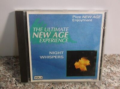 #10  The Ultimate New Age Experience: NIGHT WHISPERS Vol. 2, CD Very good ()