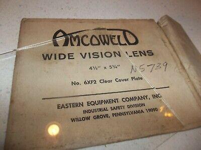 NOS Amco Weld glass lens 4,1/2