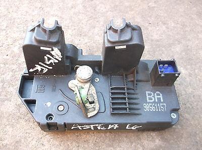 VAUXHALL ZAFIRA A MK1 PASSENGER SIDE REAR CENTRAL DOOR LOCKING MOTOR / LOCK N/S