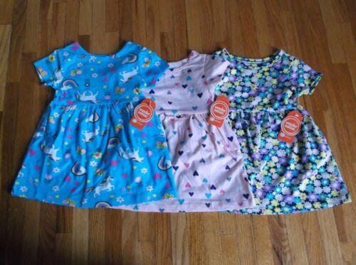 New GIRL 18 M months LOT of 3 summer dresses
