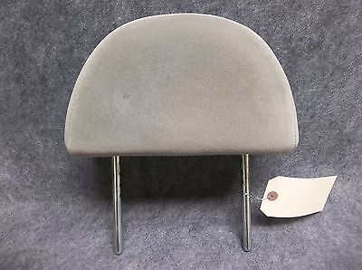 Contoured Headrest - 1998-2000 1999 Ford Contour Front Headrest LH or RH OEM Gray Cloth 18363