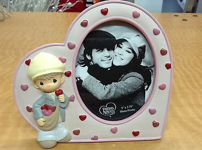 Precious Moments heart photo frame #934001
