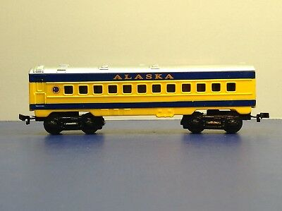 "Maisto Brand Rare Scale ""Alaska Railroad"" Passenger Train"