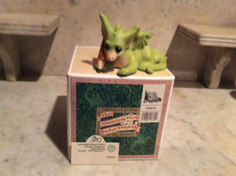 Pocket Dragons: Doodles: mint condition