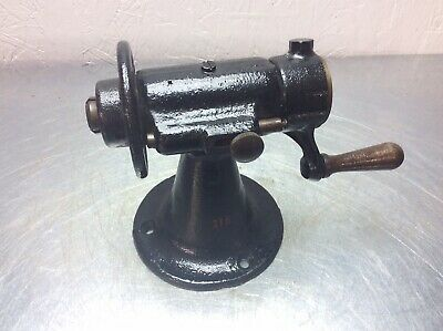 Antique Collet Indexer Milling Machine Lathe