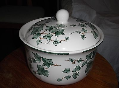 2  BHS COUNTRY VINE LARGE LIDDED TUREENS IN VGC.