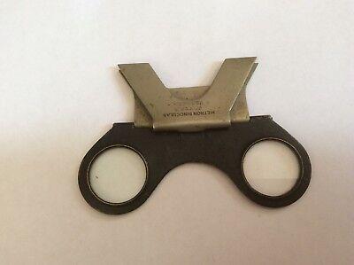 Metron Binocular, Magnifier, C1915