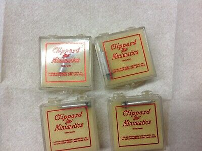 Qty 4 Clippard Minimatic Sm-2 Brand New In Box Lot Of 4