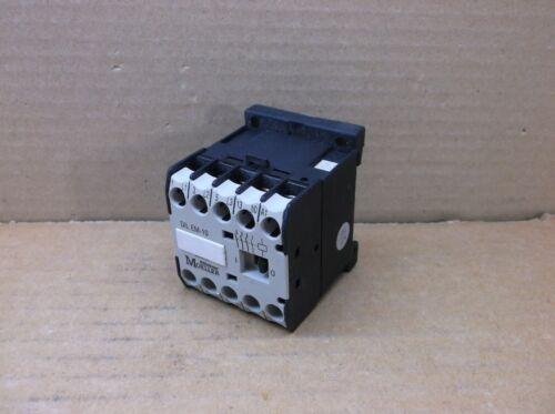 DILEM-10 Klockner Moeller Eaton NEW Contactor DILEM10
