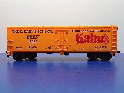 "HO Scale Mantua ""Kahn's Sons Co"" Brine Tank Reefer Box Car / EKSX 3794 for sale  Shipping to Canada"