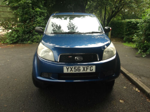 Image of DAIHATSU TERIOS 1.5 4X4  1 PREVIOUS OWNER 11 SERVICE STAMPS LOW MILES FOR YEAR