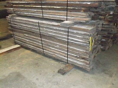 Reclaimed Heart Pine - 6000 BF Reclaimed Heart Pine 100 yr old Decking Lumber ONLY $3.75  BF Flooring