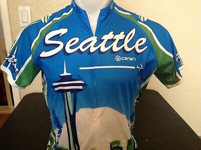 Canari Bikewagon Men/'s Cycling Jersey Medium