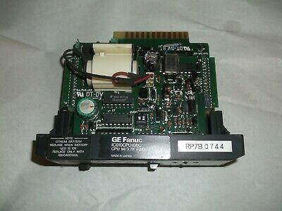 GE FANUC CPU RAM MODULE IC610CPU106C for sale  Shipping to India