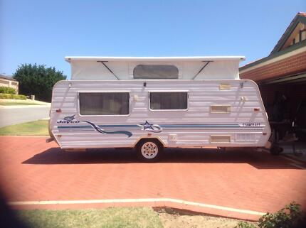 1999 Jayco Starcraft 16-59 Caravan Kinross Joondalup Area Preview