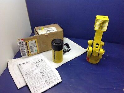 Enerpac New A92 Duck Bill Hydraulic Spreader Set W Rc102 10 Ton Cylinder