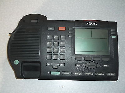 Used Nortel Voice Data Systems Phone Receiver Ntmn34ga70 Free Shipping
