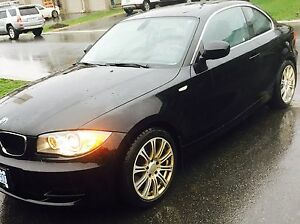 2011 BMW 1 SERIES 128i COUPE - LOW KM - NO ACCIDENTS - MINT!