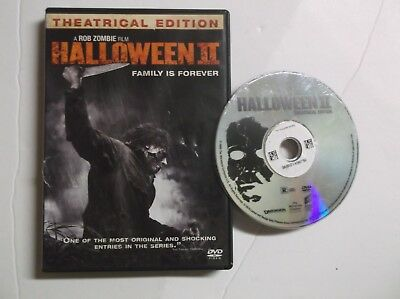 Michael Moon Halloween (Halloween II (DVD, 2010) Michael Myers, Tyler Mane, Sheri Moon Zombie,)