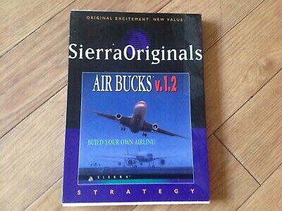 Air Bucks V.1.2 Big Box (Sierra Originals) 1993 comprar usado  Enviando para Brazil