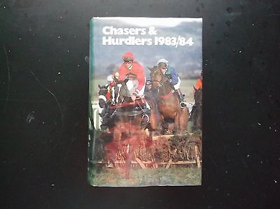 """TIMEFORM """"CHASERS & HURDLERS"""" 1983/84"""