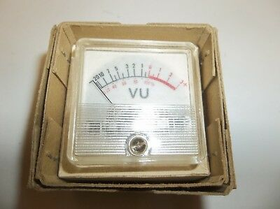 Vu Meter Model Hu-6-8036