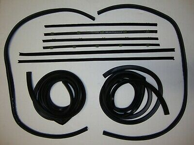 1967-1972 Chevrolet GMC Pickup Truck Door Weatherstrip Seal Kit New
