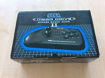 Sega Megadrive Arcade Power Stick 2 II Collectors Condition