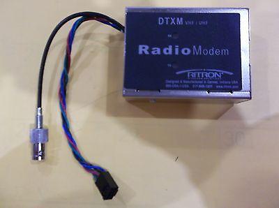 Ritron Radiomodem Dtxm454-0mn6igs 0mn61gs Vhfuhf Transceiver Modem Bin65