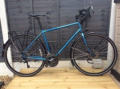 Genesis Tour de Fer 30 2019 touring bike large.Hardly used excellent condition.