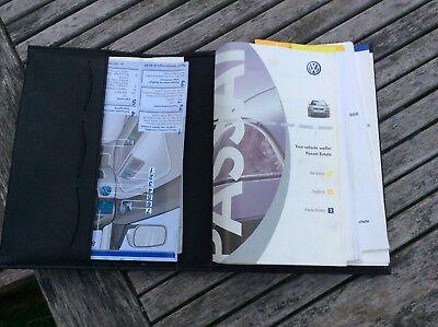 Volkswagen Passat Estate Complete Handbook
