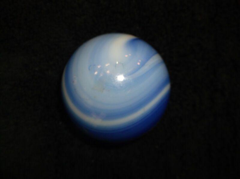 Vintage Glass Marble Swirl Shift Knob