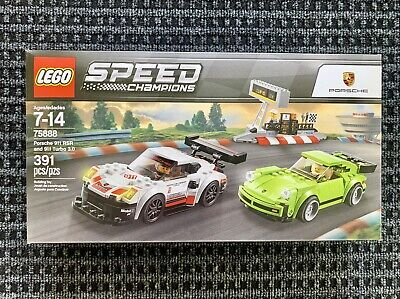 LEGO 75888 Porsche 911 RSR and 911 Turbo 3.0 - NEW SEALED IN BOX