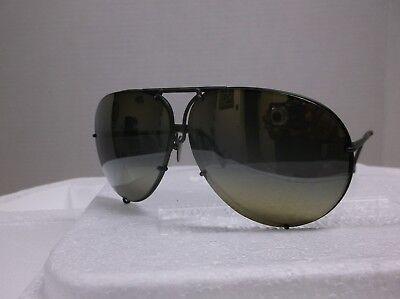 TRUE Vintage Porsche Design Carrera Men's Polarized Fashion Sunglasses 5621