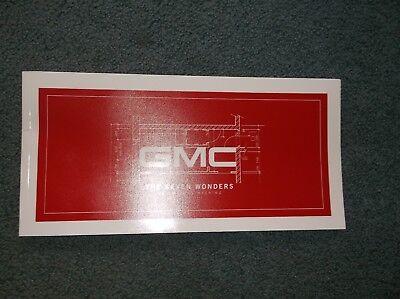 2011 GMC Brochure