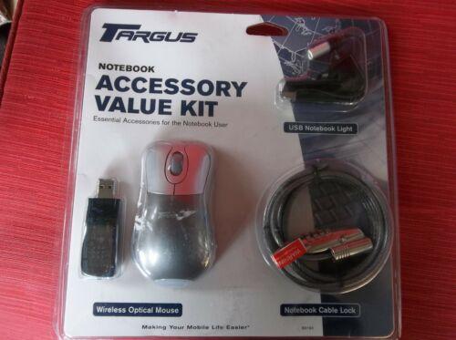 Targus Notebook Accessory Value Kit NIP!