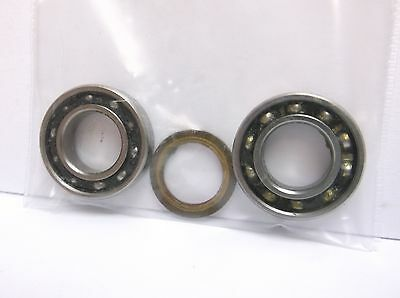 3 NOS Abu Ambassadeur 2000 2050 FiSHING Reel Drive Gear Bearings 5252