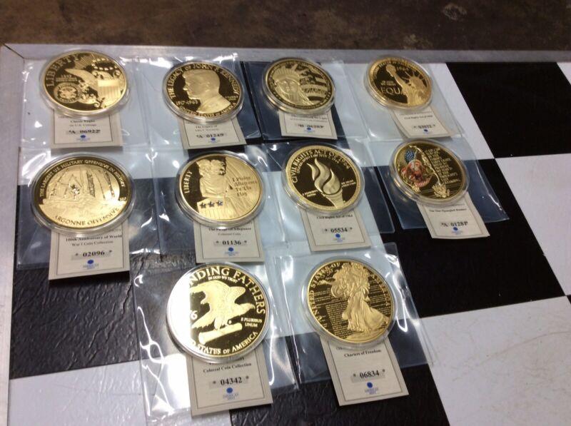 American Mint Commemorative Coins