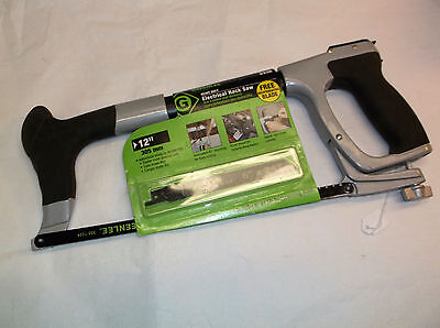 "Greenlee 333E New Heavy Duty 12"" Electrical Hack Saw"