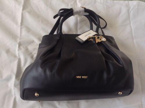 purse black gold handbag viktoria satchel pin