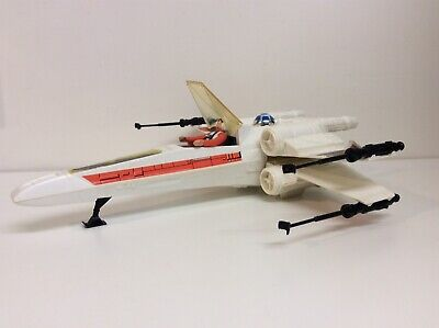 Vintage Star Wars X Wing Fighter Clean Original With Pilot LFL 1978