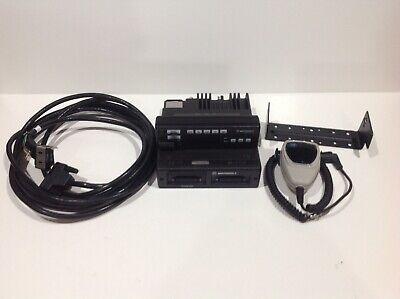 Motorola Astro Spectra Uhf 40 Watts 128 Ch 450-482 Mhz W5 Ham Remote Mount