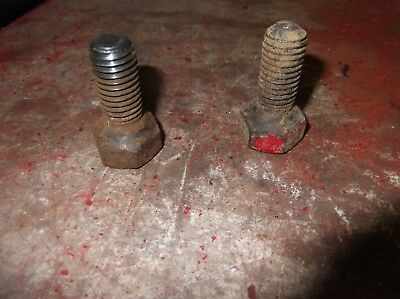 Farmall Cub International Cub And Cub Lo Boy Implement Attachment Bolts 2