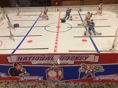 1958 Munro National Hockey/ Electric Hockey Table Hockey -