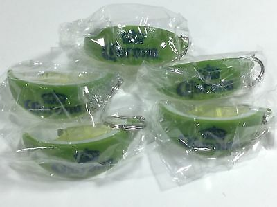 Corona Beer Lime Bottle Openers lot of (5) Key Chain Party Tiki Bar Cinco](Key Bottle Openers)