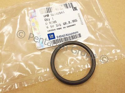 New Genuine Vauxhall Astra Corsa Vectra Zafira Agila Adam Oil Cap Seal Ring