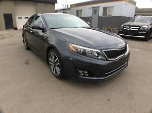 2014 Kia Optima / SX / TURBO / AUTO / NAV / B/U CAM ERA
